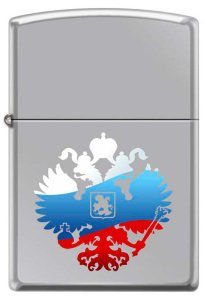 ZIPPO ЗАЖИГАЛКА 250 Russian Coat of Arms