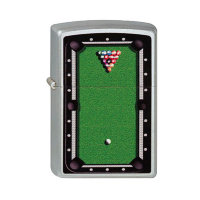 ZIPPO ЗАЖИГАЛКА 205 POOL TABLE
